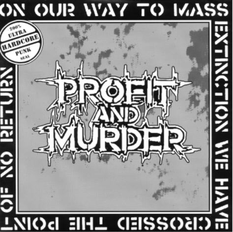 PROFIT AND MURDER - dto  EP